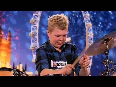Gaffney - Britain's Got Talent: Kieran auditioned for last year's show but was eliminated shortly before the live finals. Returning this year with his parents - will t...