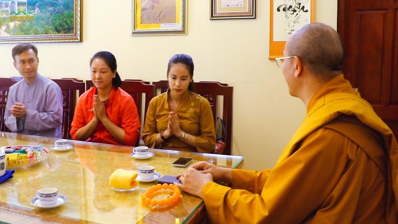 Khỏi bệnh tổ đỉa nhờ thực hành Phật Pháp tại chùa Ba Vàng