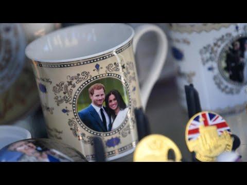 Le prince Harry et Meghan prennent leurs distances avec la famille royale britannique