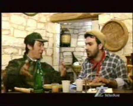 mudù - un americano e un barese in trattoria
