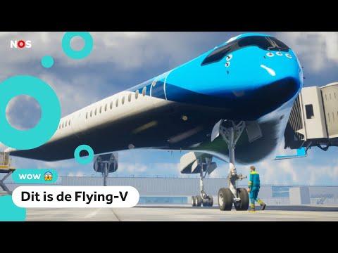 Geslaagde testvlucht met 'vliegtuig van de toekomst'
