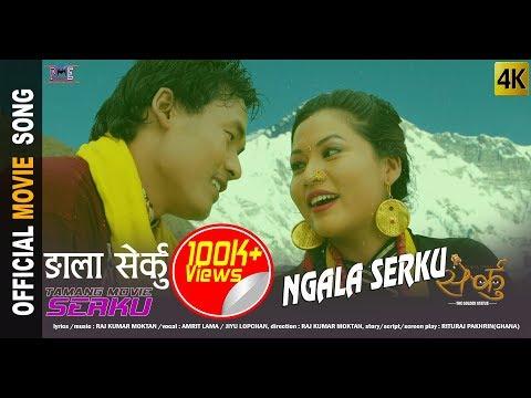 (Tamang Movie Song SERKU an Indigenous Feature Film by Raj Kumar Moktan ft. Rituraj Prakhrin 4K - Duration: 6 minutes, 32 seconds.)
