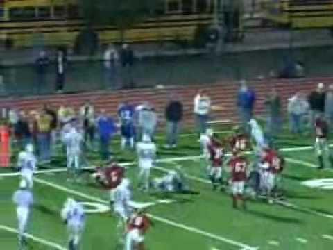 IHSAA Football Sectional Final, Franklin Central vs Pike 11.02.07 (Overtime)