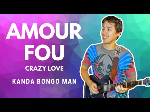 African Soukous Guitar - Amour Fou (Crazy Love) - Kanda Bongo Man, Diblo Dibala, Pf_ by Don Keller