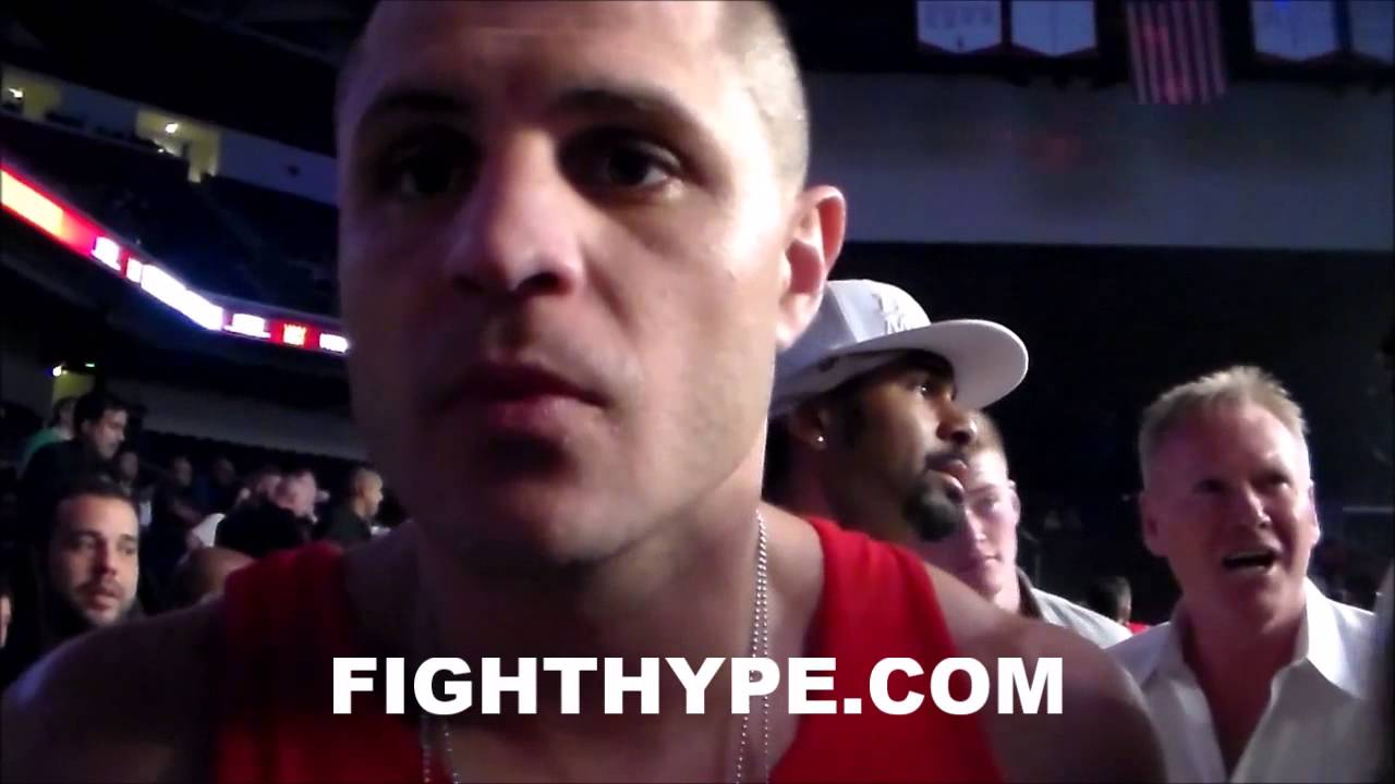 BJ FLORES EXPECTS QUICK RING RETURN IN JUNE; EYES TITLE SHOT