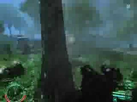 Crysis Gameplay Demo 3