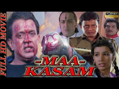 Video Maa Kasam (1999) | Mithun Chakraborty | Mink | Gulshan Grover | Full HD Movie download in MP3, 3GP, MP4, WEBM, AVI, FLV January 2017