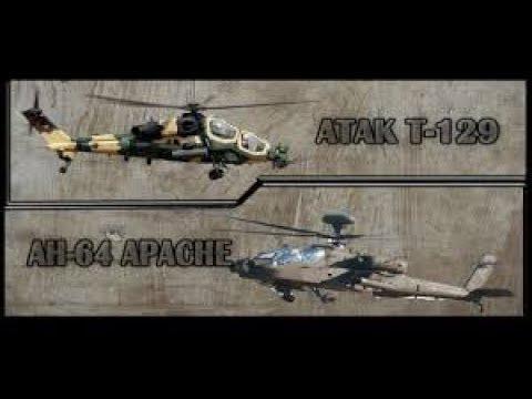 T129 ATAK versus AH-64 Apache,...