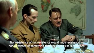 Hitler proves that he does not exist