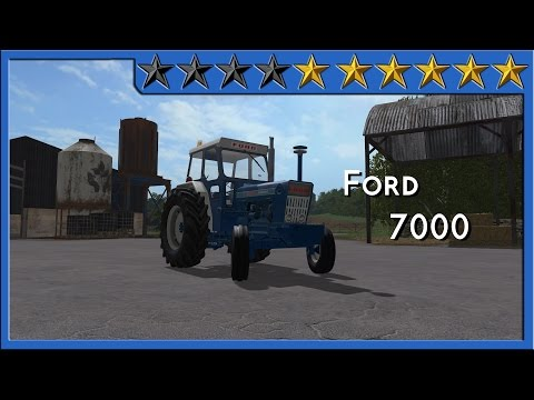 Ford  Forces 7000, 5000, 4000 v1.1