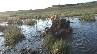 8. 2011 arctic cat mud pro 700 getn schooled by 97 yamaha big bear 350