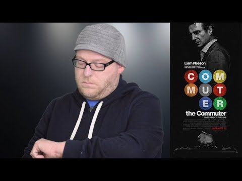 The Commuter | Movie Review | Liam Neeson Action Flick | Spoiler-free