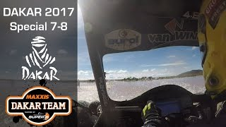 Dakar 2017 marathon stage with trouble, Coronel Maxxis team Still haven't subscribed to Tom Coronel on YouTube?