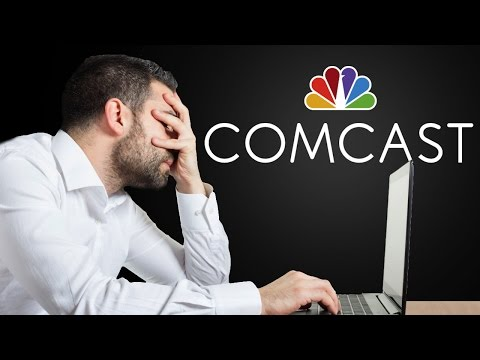 As its relevant now, heres Comcast refusing to cancel someones service.