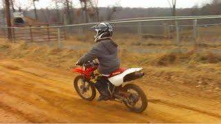 9. Honda CRF 80
