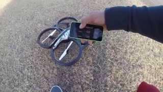 Parrot AR drone 2.0 verizon Elite Edition