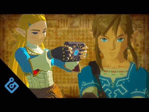 A Nerdy Discussion About Zelda: Breath Of The Wild's Timeline Placement [Spoilers] (видео)