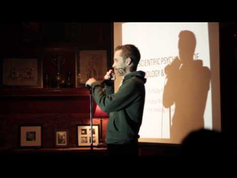 Chris Moran stand up comedy - You can't say that 2013