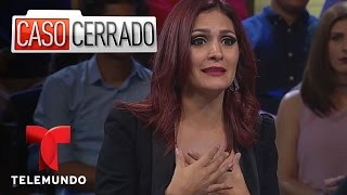 Caso Cerrado | Son Was Used To Smuggle Drugs! 🚬💰 | Telemundo English
