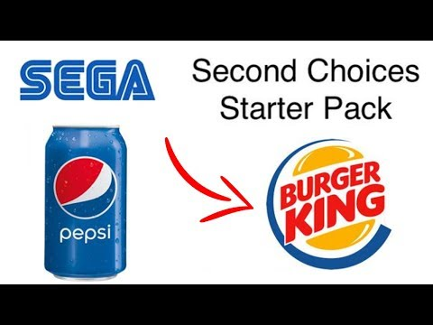 Reddit funny - r/starterpacks - Second Choices [1]