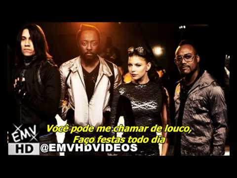 The Black Eyed Peas - Don't Stop The Party (Legendado) HD