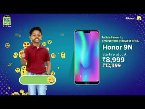 Naya Honor 9N? Now? or Never? Find out more on 6th December! | Big Shopping Days_Legjobb videók: Utazás, itt nem kell repülőjegy