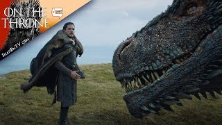 Jaime's safe (phew!); Tarlys are roasted, and Arya Stark's caught little Finger in a trap. Or is it the other way around? The Game of...