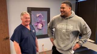 Video Philadelphia Eagles Halapoulivaati Vaitai -Offensive Tackle Gets His First Big Ring Dinger® MP3, 3GP, MP4, WEBM, AVI, FLV Maret 2019
