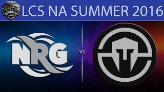 NRG vs IMT, game 3