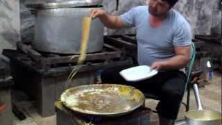 Abrisham Kebab