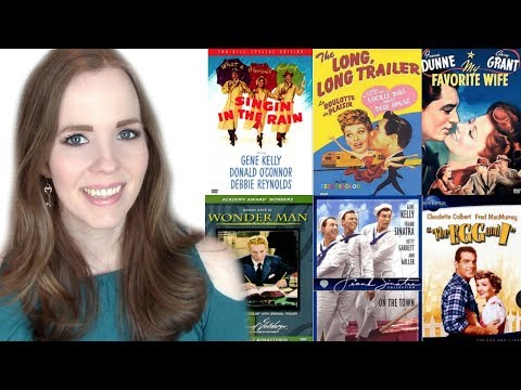 MUST-WATCH CLASSIC MOVIES!   My Favorite Feel-Good Classic Movies You Should Watch!