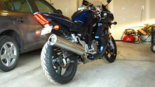 7. 2008 Suzuki SV650 SF - Stock Exhaust Sound