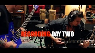 SteelHeart 2017 ALBUM Recording Session DAY 2 - VLOG #11e