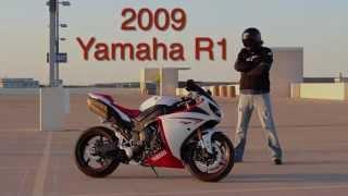8. 2009 Yamaha R1 - New Bike Reveal!