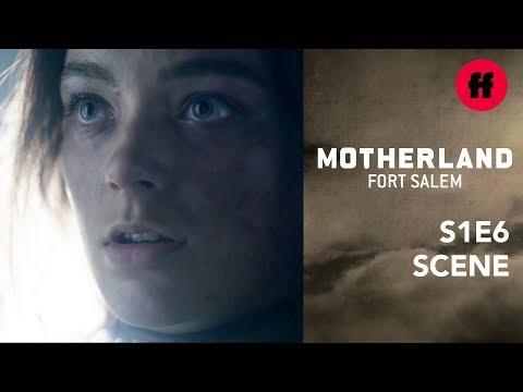 Motherland: Fort Salem | Season 1, Episode 6 | General Alder Visits Scylla In Prison