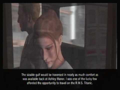 hidden mysteries titanic wii game walkthrough