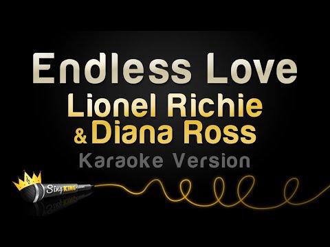 Lionel Richie & Diana Ross - Endless Love (Karaoke Version)