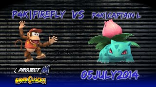 P4K|Firefly vs P4K|Captain L Off-Stream match from WA Monthly! (Diddy vs. Ivy)