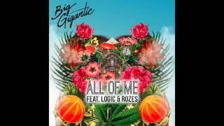 Thumbnail for Big Gigantic ft. Logic vs. Rozes — All of Me