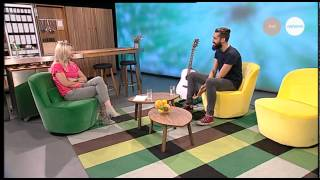 Video Pavel Horejš - studio Óčko/TV Mňam - Život je fajn (17. 9. 2015)
