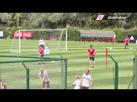 Entrenamiento en River Camp (29/11)
