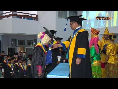 Dok Humas Untad, Wisuda ke 85 Lulusan Universitas Tadulako Disk 3