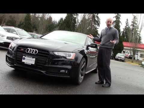 2014 Audi S5 review V. 2 – 2 similar videos, this one is MUCH better