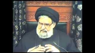 Eve 20th Safar 1436 - Arbaeen Night - Sayyid Muhammad Rizvi