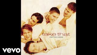 Take That - All I Want Is You (Audio)