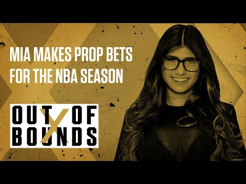 Video Mia Khalifa's Out Of Bounds Prop Bets | Out of Bounds download in MP3, 3GP, MP4, WEBM, AVI, FLV January 2017