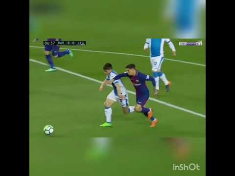 Barcelona vs Leganés 3-1 7/04/18