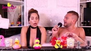 Video Kim (Les Anges 9) dans le bain de Jeremstar - INTERVIEW MP3, 3GP, MP4, WEBM, AVI, FLV Oktober 2017