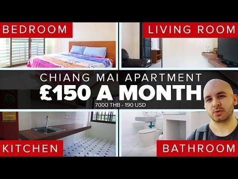 Best Apartment Deal in Chiang Mai Thailand