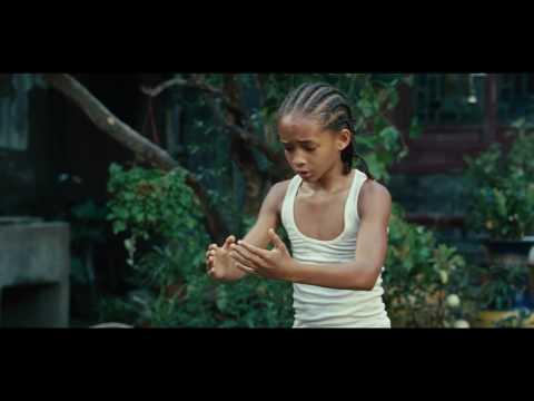 The Karate Kid - Trailer B - greek subtitles